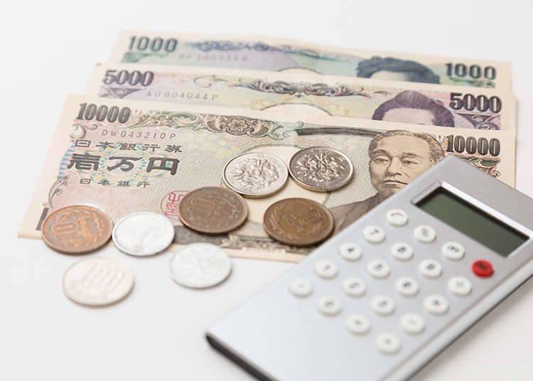 Meninggalkan Negara: Membawa Uang lebih dari Satu Juta Yen