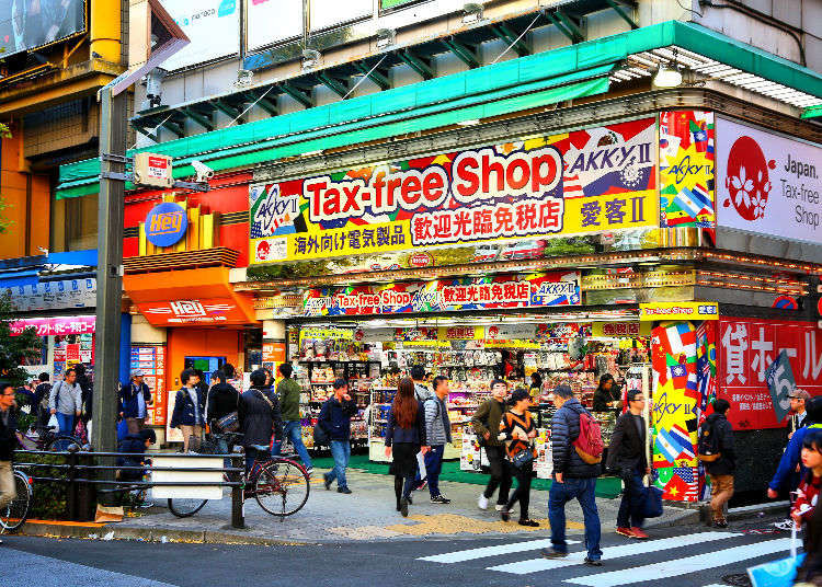 Tax-Free Shopping in Japan: How to Shop and Get Your Japan Tax Refund!