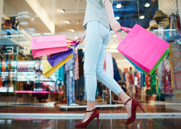 What Shops Offer Tax Free Shopping in Japan?