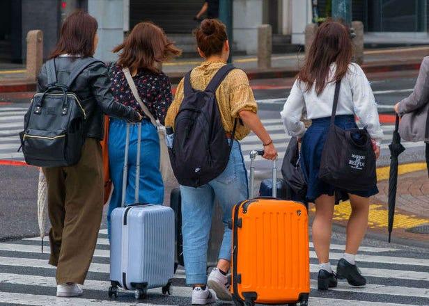 知っておこう!日本で持ち歩いた方が良いもの、だめなもの