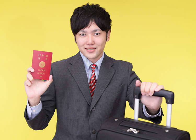 1. It's the Law: You Must Carry Your Passport while in Japan