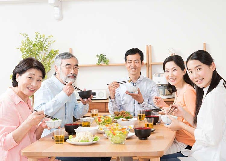 日本での食事のマナー - LIVE JAPAN (日本の旅行・観光・体験ガイド)