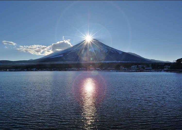 Kalau Melihat Gunung Fuji, Akan Tahu Cuaca!?