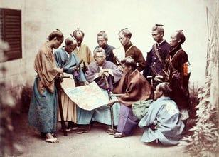 迅速看懂日本的重大历史事件