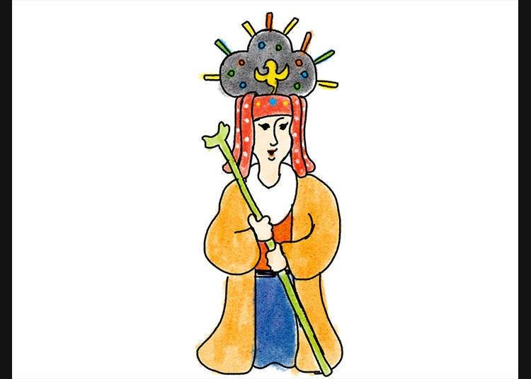 히미코 : 일본 최초의 여왕