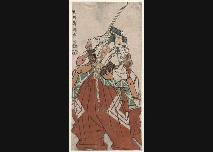 大众文化百花齐放的江户时代