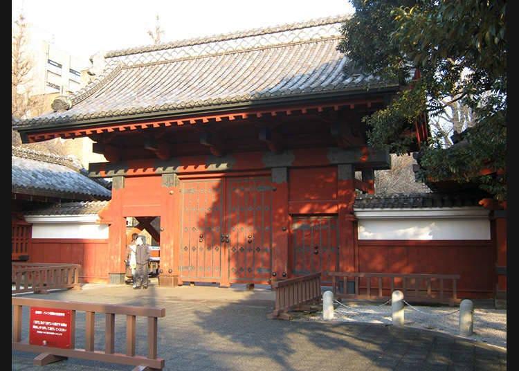 Rumah Samurai Jaman Dulu