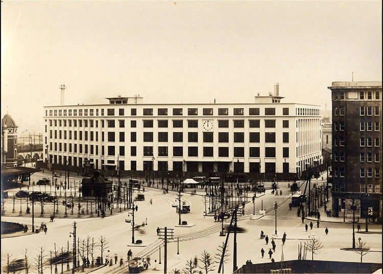 Pejabat pos pertama di Jepun