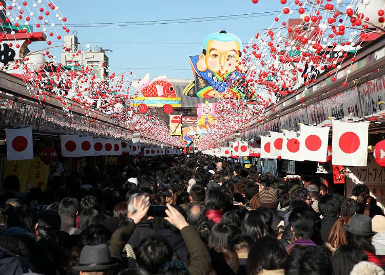 The past and present of Asakusa and Ueno