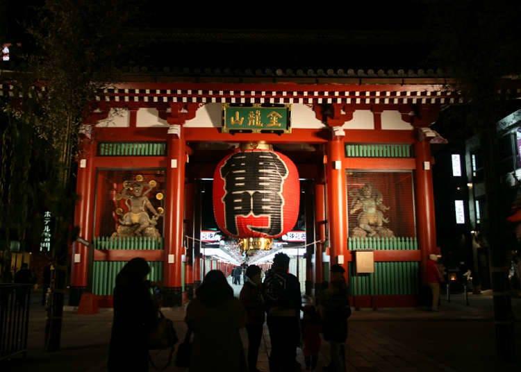 Enjoy Asakusa and Ueno with its accessibility