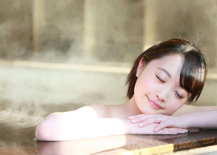 Japanese Bath Culture is so Particular! How to Take a Japanese Bath