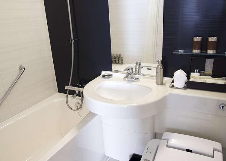 ホテルの浴場