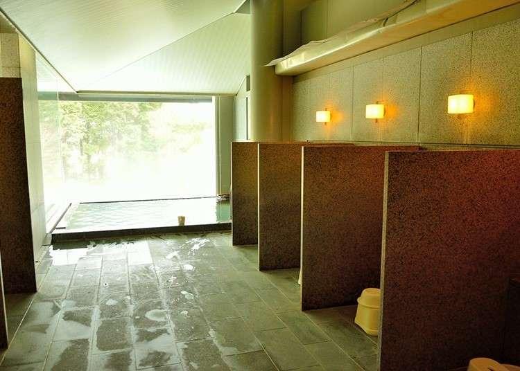 日本澡堂文化大公開⑥使用後要保持乾淨