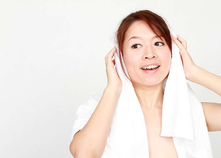日本澡堂文化大公開⑦泡澡後的禮節