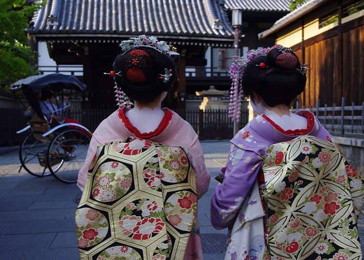 Kansai: Yang Anggun dan yang Ceplas-Ceplos