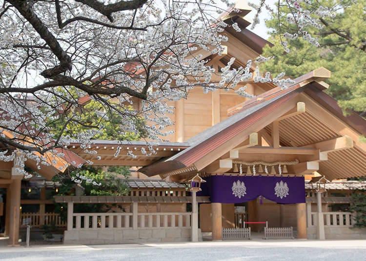 Shinmei-zukuri, Arsitektur Tradisional Jepang