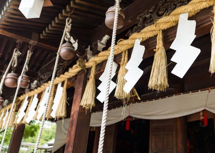 寺社仏閣の造り