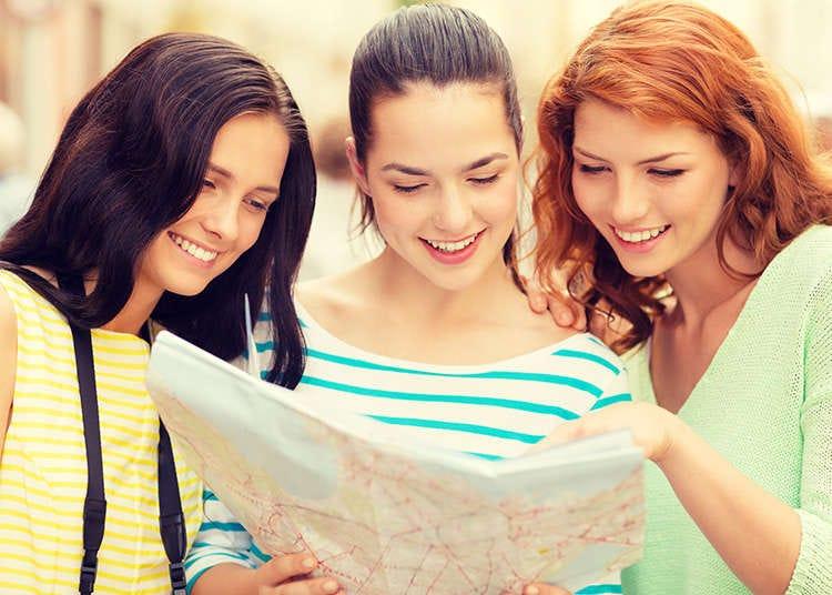 """""""จุดแนะนำนักท่องเที่ยว"""" ผู้แนะนำที่ดีเวลาไปเที่ยวสถานที่ต่าง ๆ"""
