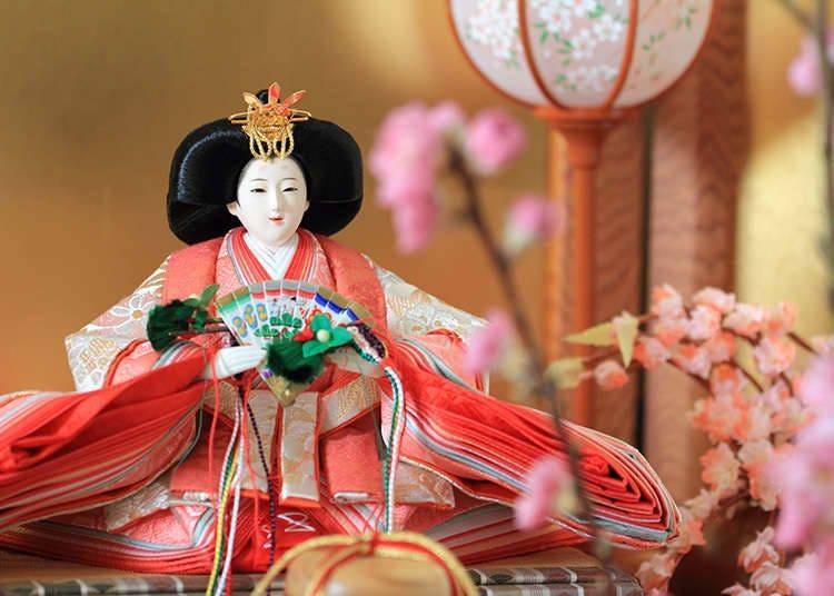 Hina Matsuri (Festival Boneka)