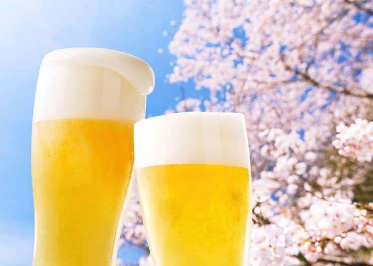 Bunga Musim Semi dan Hanami