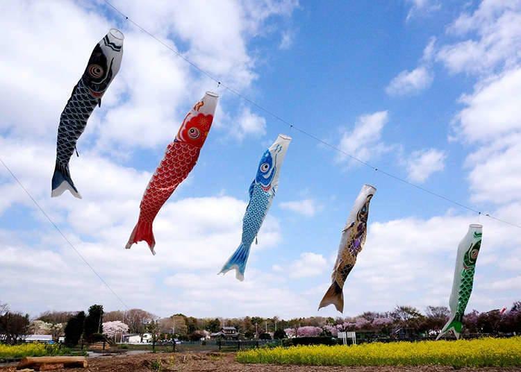 ทังโกะโนะเซ็คซึคุ (เทศกาลเด็กผู้ชาย)