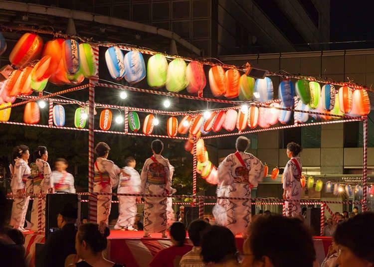Musim Panas yang Meriah dengan Festival