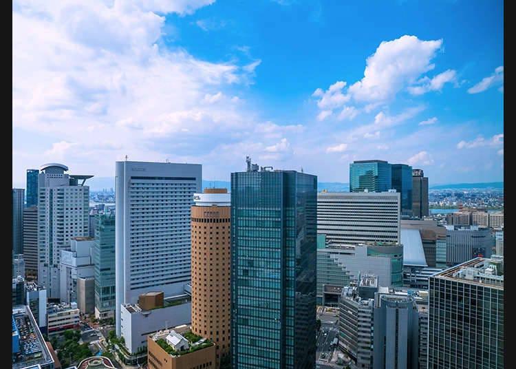 Bangunan-bangunan pencakar langit