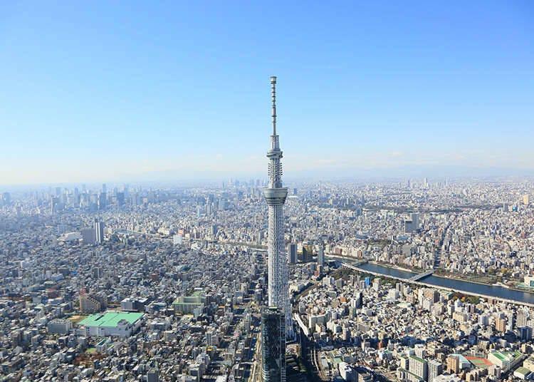 Landmark yang Menjadi Simbol di Jepang