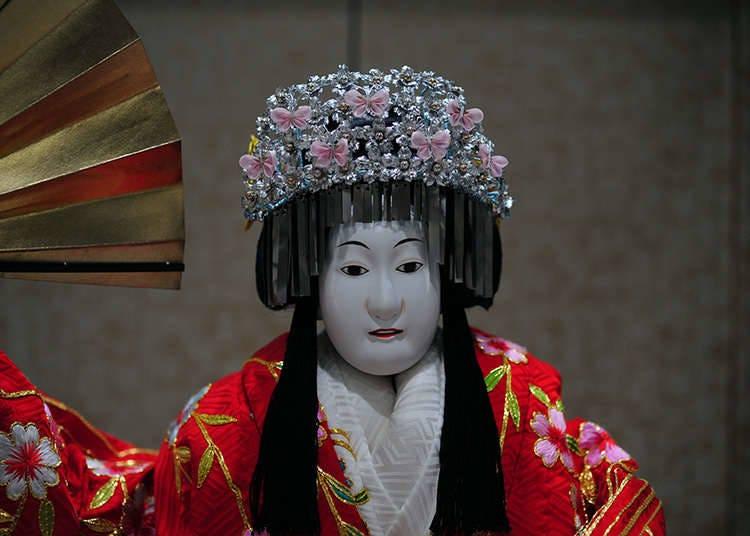 ละครหุ่นญี่ปุ่น