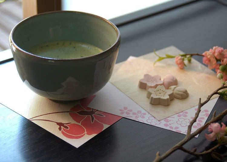 ิธีชงชา