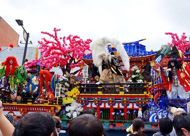 ละครคะบุกิ ละรเวทีของญี่ปุ่น
