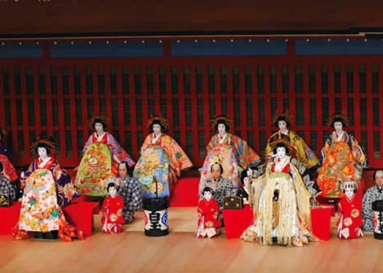 歌舞伎演员