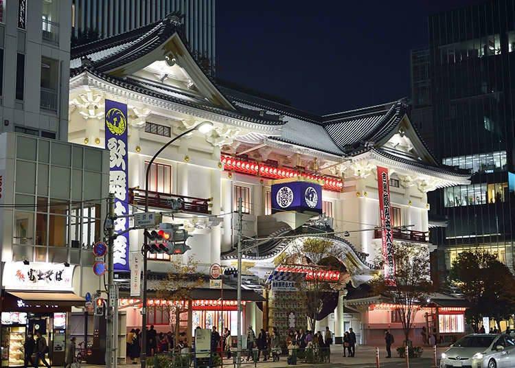 歌舞伎的劇場