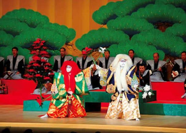 Applying Geidō: Kabuki