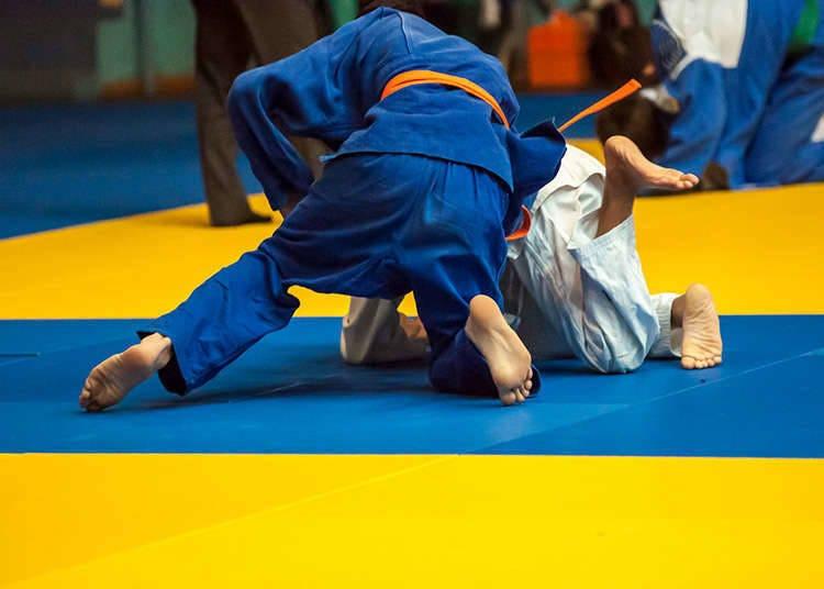 Seni mempertahankan diri: Judo