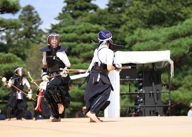ศิลปะการต่อสู้สำหรับญี่ปุ่นยุคปัจจุบัน