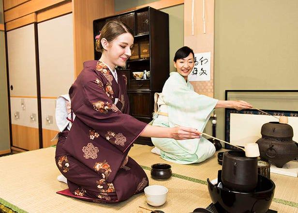 Sado – Japanese Tea Ceremony