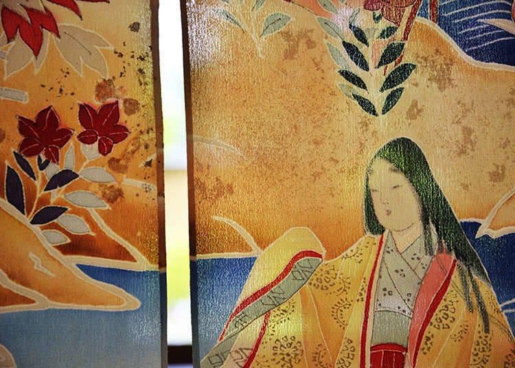 Yamato-e: Gambar Jepang