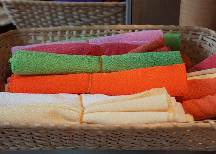 現代の繊維産業