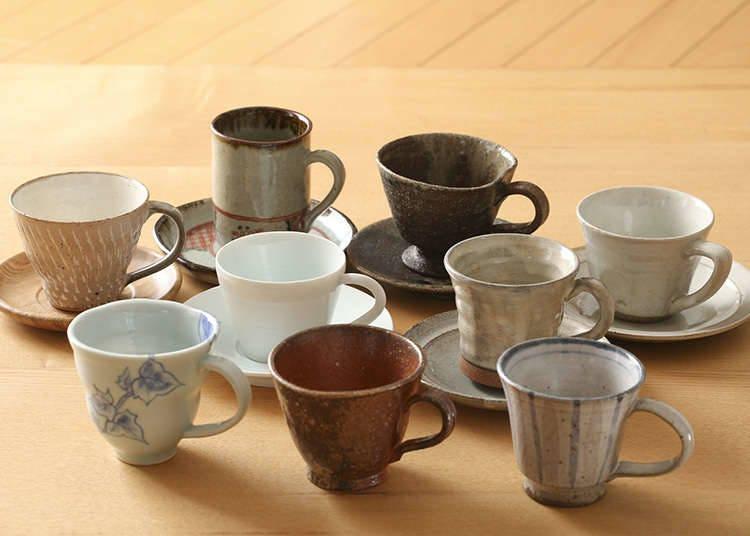 Keunikan Tembikar Jepun