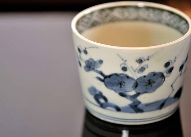 日本瓷器的历史