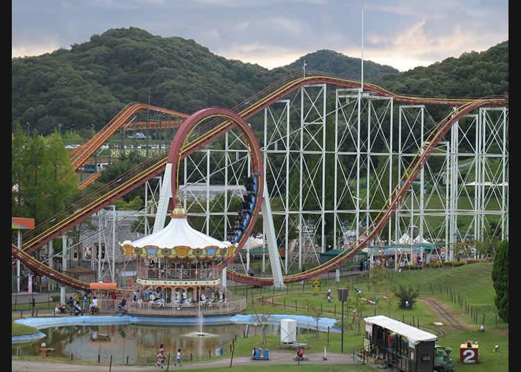 Sejarah Taman Tema di Jepun