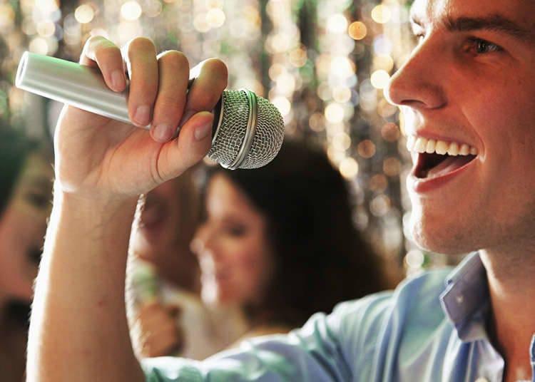 Jom pergi ke karaoke box