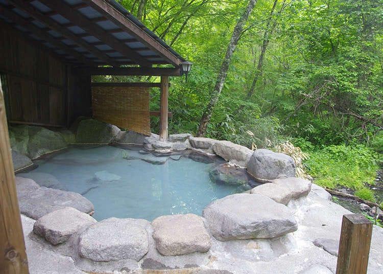 Onsen (Pemandian Air Panas) dan Sento (Pemandian Umum) - LIVE JAPAN (Jepang  perjalanan dan pariwisata pemandu)