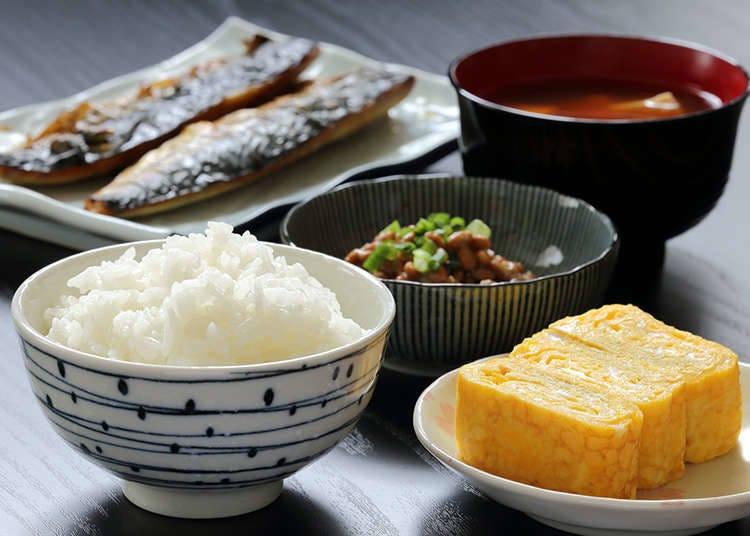 รับประทานข้าวที่เป็นอาหารหลักในปริมาณมาก