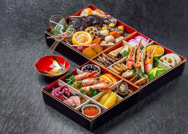 อาหารญี่ปุ่นหลากหลายที่ปรับให้เข้ากับฤดูกาลและกิจกรรมต่าง ๆ