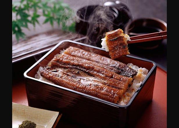 ปลาไหลญี่ปุ่นย่างซอส Kabayaki
