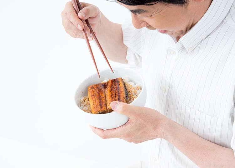 How to Eat Unagi no Kabayaki