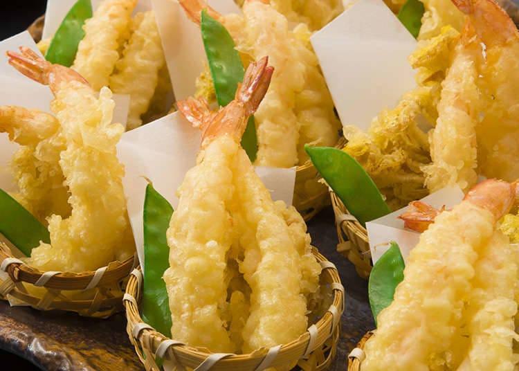 How to make tempura