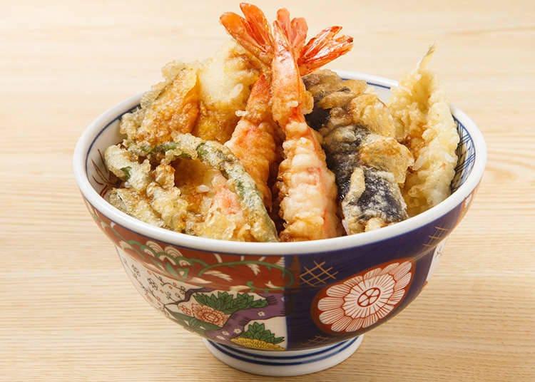 Masakan tempura yang lain